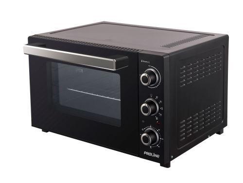 Mini-four électrique - Proline PMF60 2000 W Noir