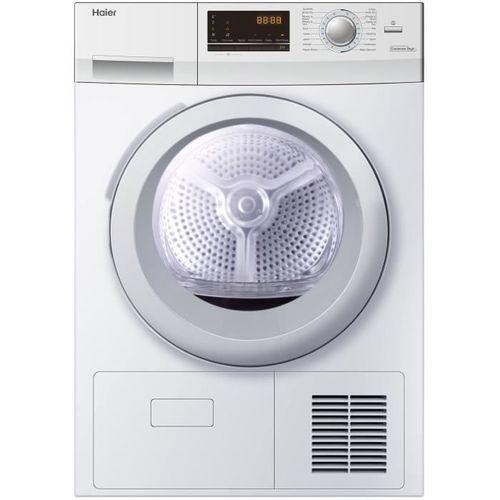 Sèche-linge à condensation - Haier HD90-B636 (Blanc)