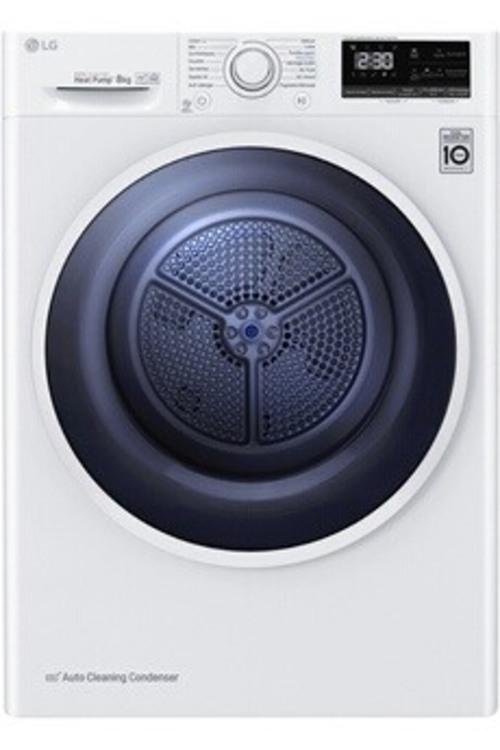 Sèche-linge pompe à chaleur - Lg RH8030WH