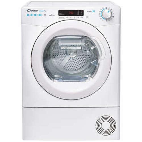 Sèche-linge à condensation - Candy CSH 9A2DE (Blanc)
