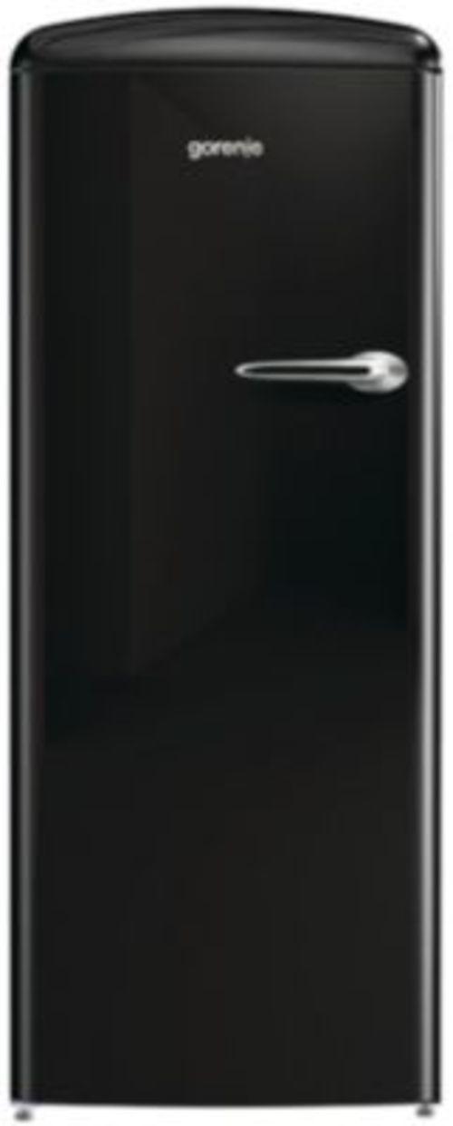 Réfrigérateur 1 porte - Gorenje ORB153BK-L (Noir)