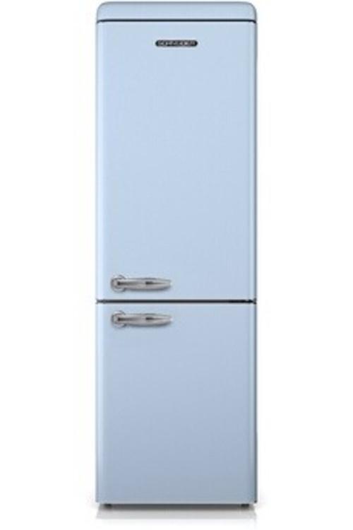 Réfrigérateurs congélateurs (combinés et 2 portes) - SCHNEIDER SCB300VBL (SCB 300 VBL)