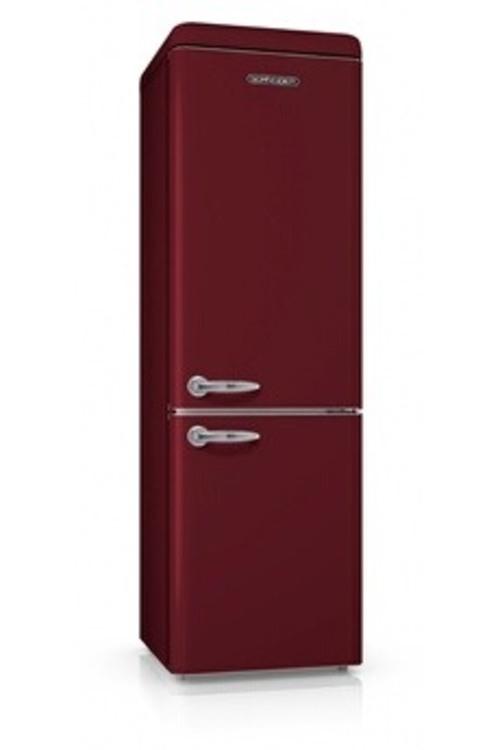 Réfrigérateurs congélateurs (combinés et 2 portes) - SCHNEIDER SCB300VWR (SCB 300 VWR)