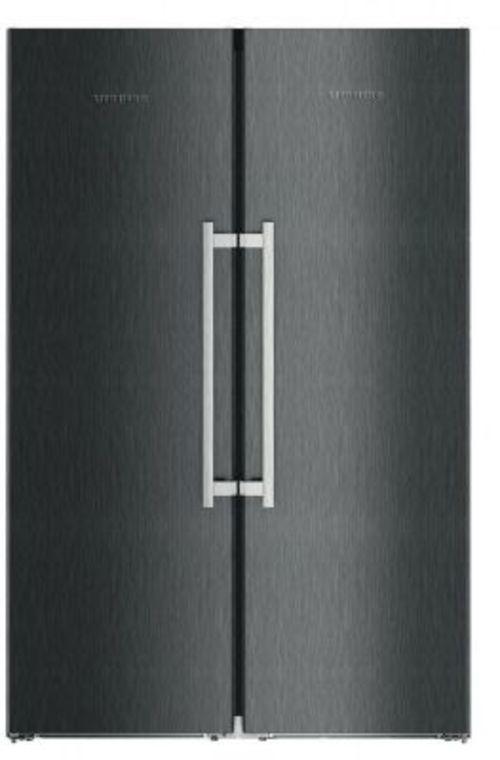 Réfrigérateur américain - Liebherr SBSbs8683-21