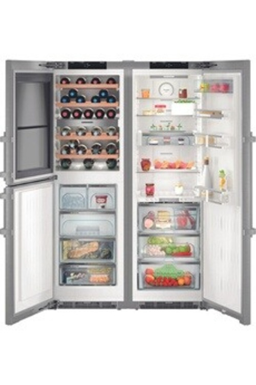 Réfrigérateur américain - Liebherr SBSES8496