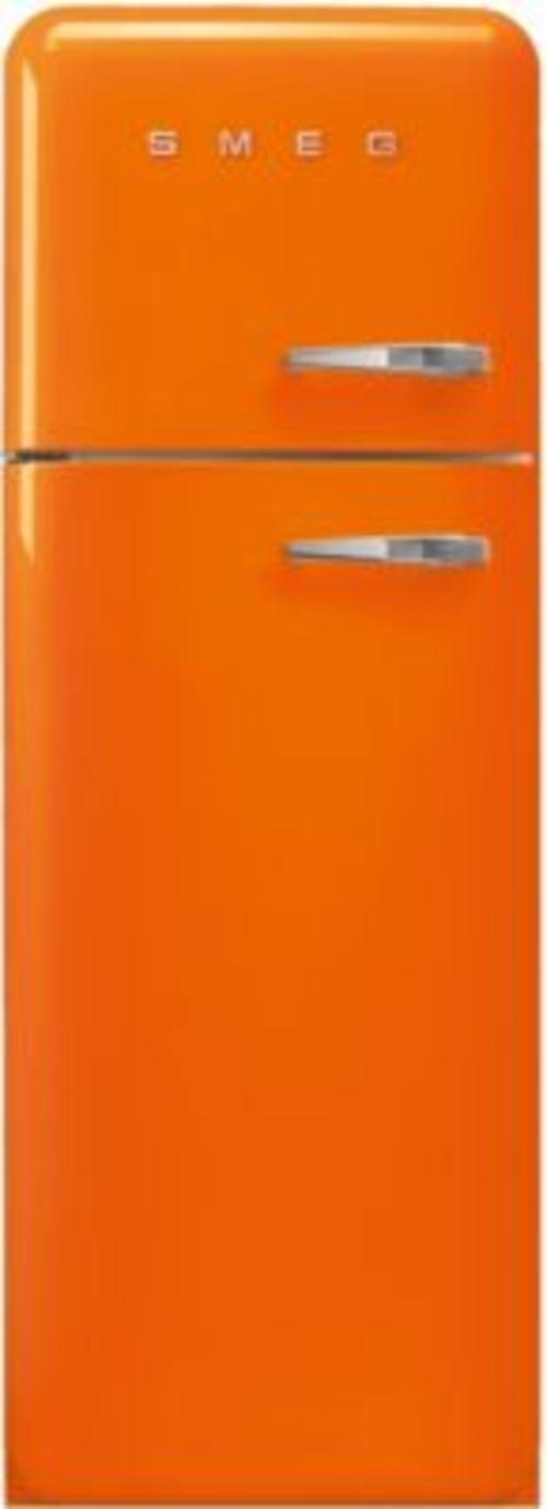 Réfrigérateurs congélateurs (combinés et 2 portes) - SMEG FAB30ROR5 (Orange)