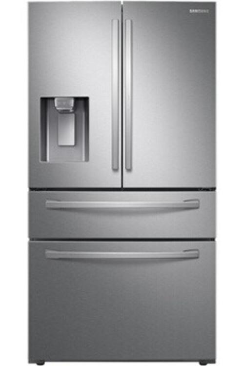 Réfrigérateur américain - Samsung RF22R7351SR (Inox)