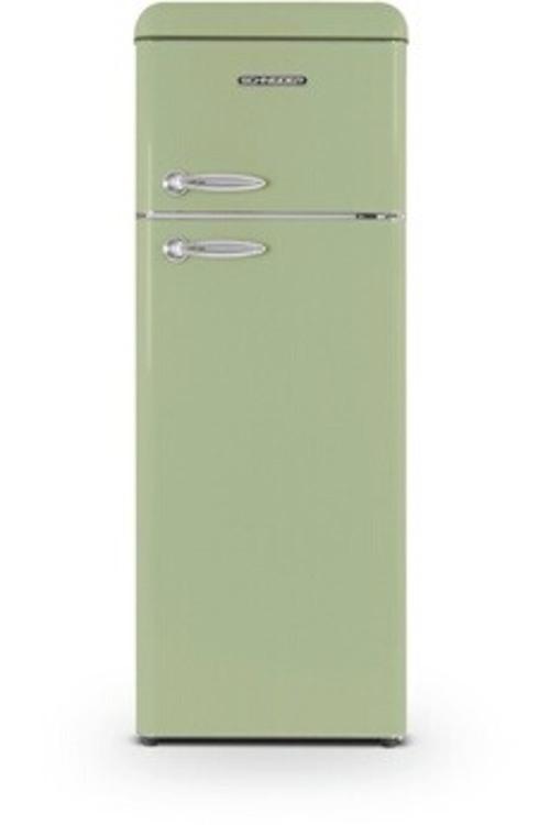 Réfrigérateurs congélateurs (combinés et 2 portes) - Schneider SCDD208VVA (Vert)