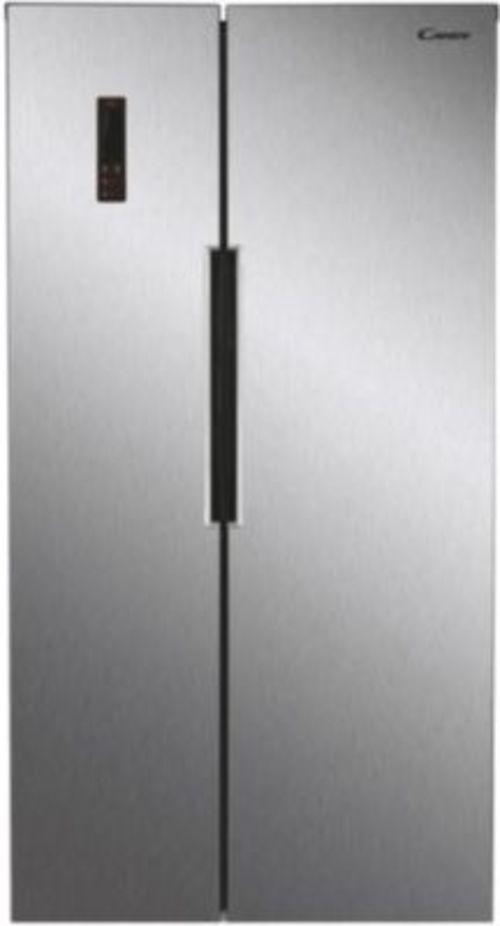 Réfrigérateur américain - Candy CHSBSV5172XN (Inox)