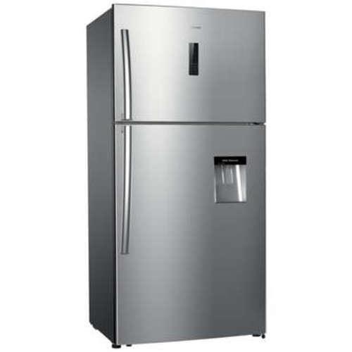 Réfrigérateurs congélateurs (combinés et 2 portes) - Hisense RT709N4WS1 (Inox)
