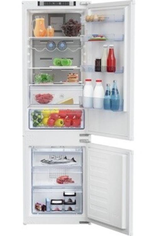 Réfrigérateurs congélateurs (combinés et 2 portes) - Beko BCNA275E33SN (Gris)