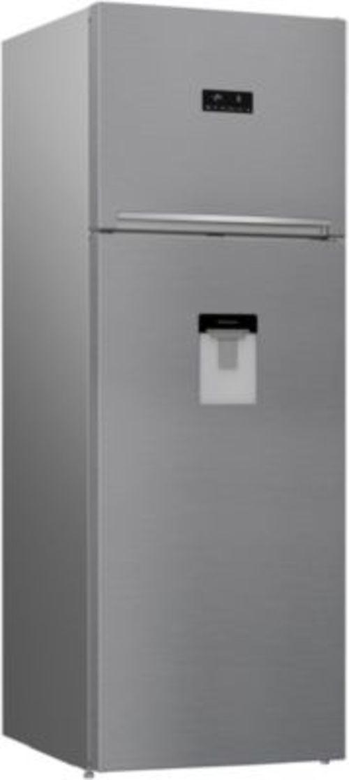 Réfrigérateurs congélateurs (combinés et 2 portes) - Beko RDNE535E30DZXB (Inox)