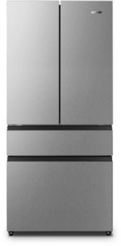 Réfrigérateur américain - Gorenje NRM8181UX (Inox)