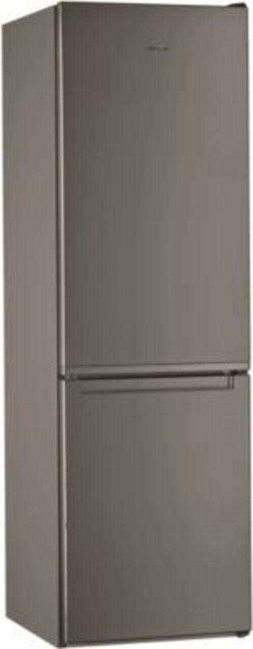 Réfrigérateurs congélateurs (combinés et 2 portes) - Whirlpool W5821EFOX (Inox)