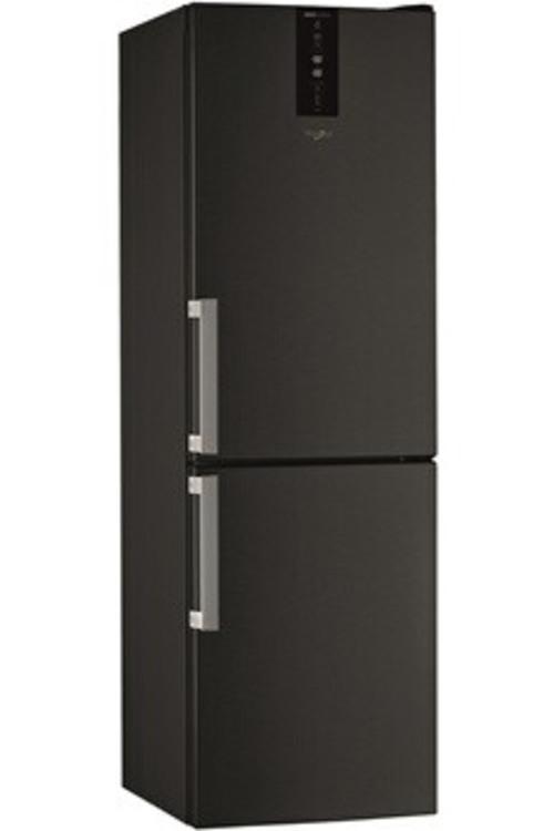 Réfrigérateurs congélateurs (combinés et 2 portes) - Whirlpool W7831TKSH (Noir)