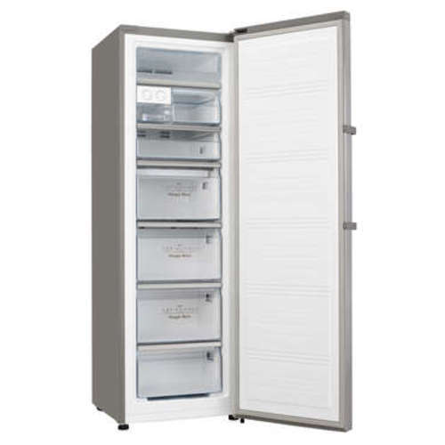 Congélateur armoire - Hisense FV341N4AS1 (Inox)
