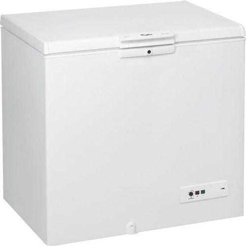 Congélateur coffre - Whirlpool WHM25112