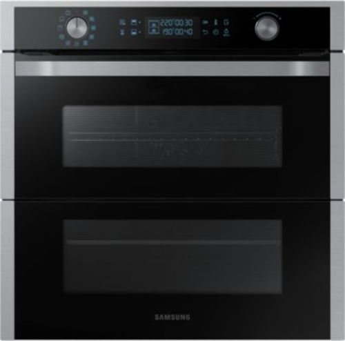 Four électrique encastrable - Samsung NV75N7677RS DUAL COOK FLEX