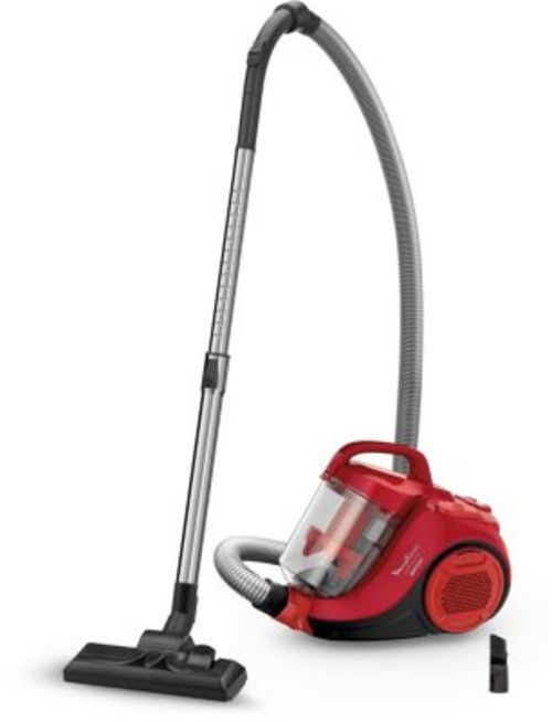 Aspirateur traineau sans sac - Moulinex MO2913PA SWIFT POWER CYCLONIC
